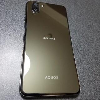 アクオス(AQUOS)のAQUOSr3(スマートフォン本体)