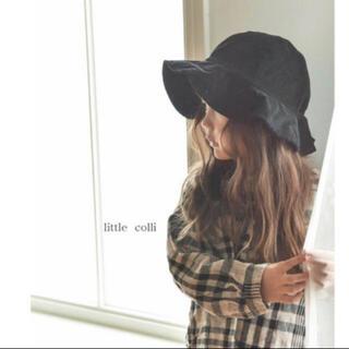 ザラキッズ(ZARA KIDS)の韓国子供服 コーデュロイハット(帽子)