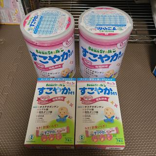 ユキジルシメグミルク(雪印メグミルク)のすこやか M1  粉ミルク(その他)