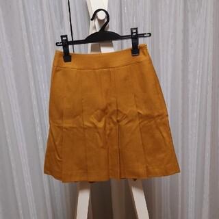 インディヴィ(INDIVI)のINDIVIスカート(ひざ丈スカート)