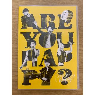 アラシ(嵐)のARASHI/嵐 LIVE TOUR Are You Happy通常版(ミュージック)