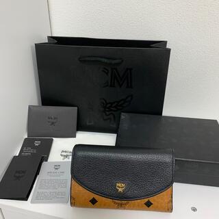 エムシーエム(MCM)のMCM 折りたたみ財布(財布)