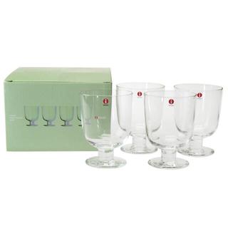イッタラ(iittala)のイッタラ iittala レンピ LEMPI  正規品 4客セット(グラス/カップ)