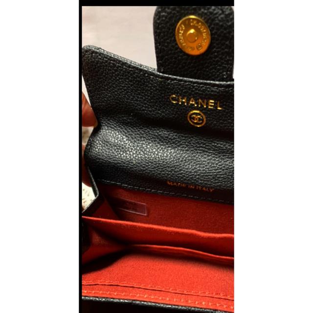 CHANEL(シャネル)のyuha様専用❣️    CHANELノベルティ コインケース レディースのファッション小物(コインケース)の商品写真