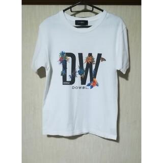 ダブル(DOWBL)のDOWBL ダブル Tシャツ カットソー(シャツ)