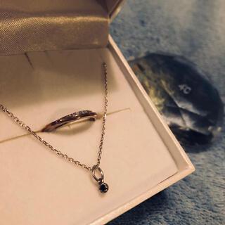 ザキッス(THE KISS)のTHE KISS ring &necklace ザ•キス 指輪 ネックレス(リング(指輪))
