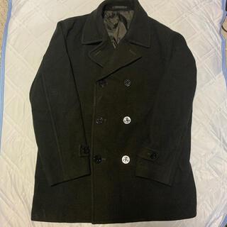 ユニクロ(UNIQLO)のUNIQLO Pコート Olive XL(ピーコート)