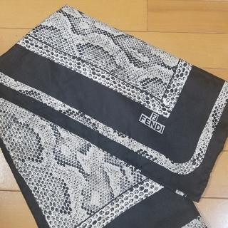 FENDI - FENDIスカーフ