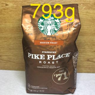 Starbucks Coffee - ☆大容量☆スターバックスコーヒー☆パイクプレイスロースト 793g ☆コストコ