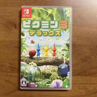 ニンテンドースイッチ(Nintendo Switch)のピクミン3 デラックス Nintendo switch(携帯用ゲームソフト)