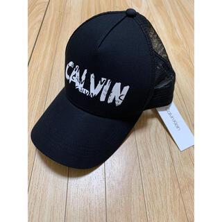 カルバンクライン(Calvin Klein)の新品 タグ付 Calvin Klein キャップ(キャップ)