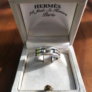 Hermes - エルメス リング 10号 シルバー925 ビンテージ ヴィンテージ