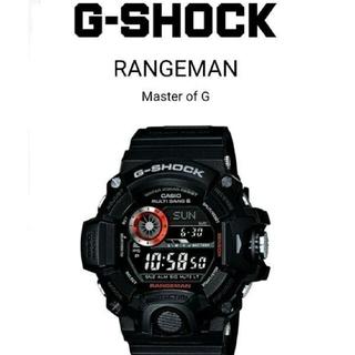 ジーショック(G-SHOCK)の[新品未使用]G-SHOCK レンジマン GW-9400BJ-1JF(腕時計(デジタル))
