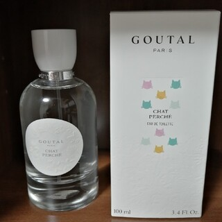 アニックグタール(Annick Goutal)のグタール シャペルシェ 香水(香水(女性用))