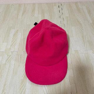 patagonia - new England cap フリース帽子