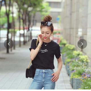 DEUXIEME CLASSE - cocotte paris 完売Tシャツ ブラック