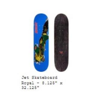 シュプリーム(Supreme)のSupreme シュプリーム ジェット スケボー デッキ(スケートボード)