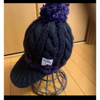 ルコックスポルティフ(le coq sportif)のルコック ニット帽 帽子(ニット帽/ビーニー)