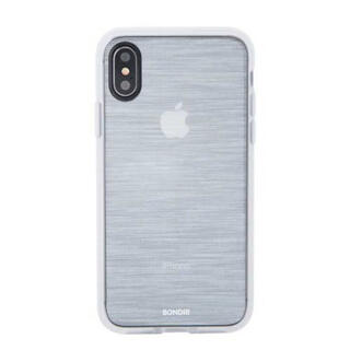 BONDIR Mist Silver iPhone X/Xs(iPhoneケース)