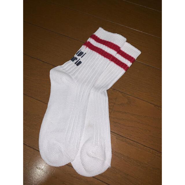 repipi armario(レピピアルマリオ)の【repipi armario 靴下】 レディースのレッグウェア(ソックス)の商品写真