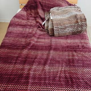 ニシカワ(西川)の専用 西川×MIZUNO ブレスサーモ あったか毛布(毛布)