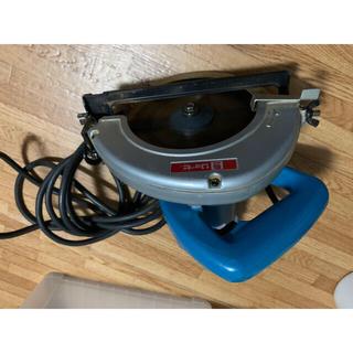 リョービ(RYOBI)のリョービ RYOBI 電気丸ノコ W-560P(工具/メンテナンス)