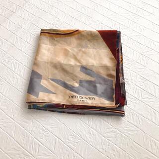 トゥモローランド(TOMORROWLAND)のTOMORROWLAND トゥモローランド 購入 スカーフ(バンダナ/スカーフ)