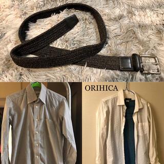オリヒカ(ORIHICA)のまとめ売り(シャツ)
