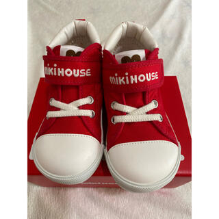 mikihouse - miki house ミキハウス 15cmの靴です。