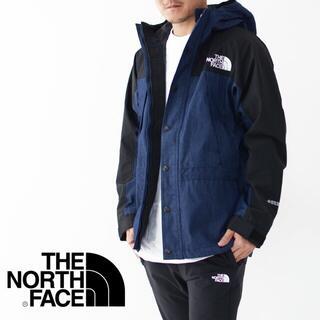 ザノースフェイス(THE NORTH FACE)のTHE NORTH FACE ノースフェイス マウンテン ライト デニム L(ミリタリージャケット)