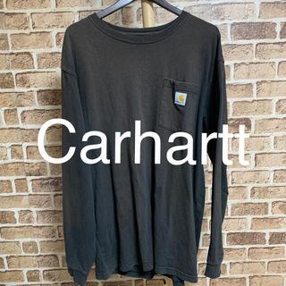 carhartt - Carhartt  ロングTシャツ L 品番45