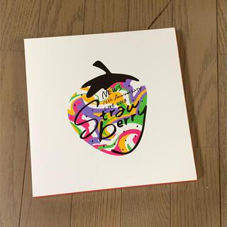ニュース(NEWS)のNEWS strawberry 初回限定 DVD 新品(ミュージック)