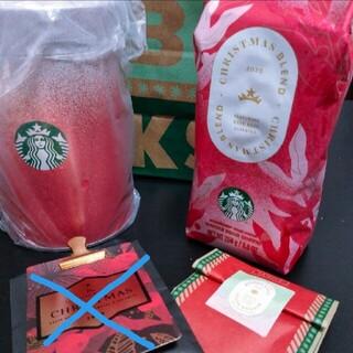 Starbucks Coffee - STARBACKS コーヒー豆 キャニスターセット