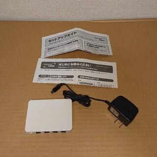 エレコム(ELECOM)の無線LANルーター(PC周辺機器)