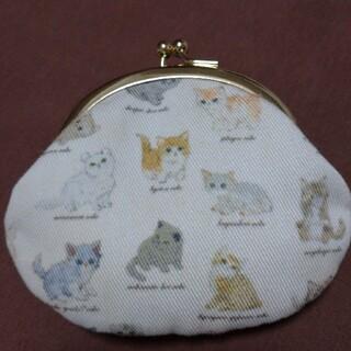 フランシュリッペ(franche lippee)のフランシュリッペ 猫図鑑 がま口(財布)