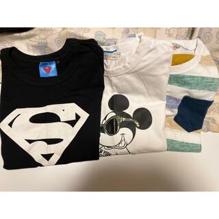 マーベル(MARVEL)のTシャツ 3枚セット 140cm (Tシャツ/カットソー)