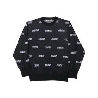 TTT MSW creative drug store knit sweater