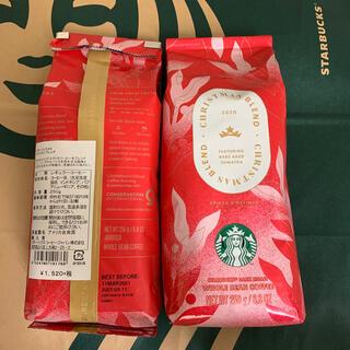 Starbucks Coffee - ☆STARBUCKS☆クリスマスブレンド250g×10袋