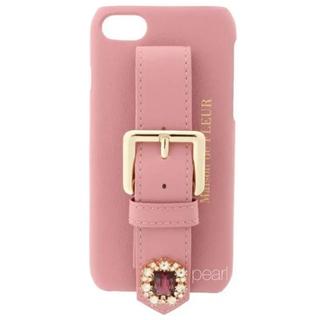 メゾンドフルール(Maison de FLEUR)の新品未使用 メゾンドフルール iPhone7 8 SE ケース(iPhoneケース)