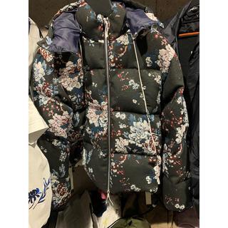 シュプリーム(Supreme)のkith fleur puffer jacket s キス フローラル ダウン(ダウンジャケット)