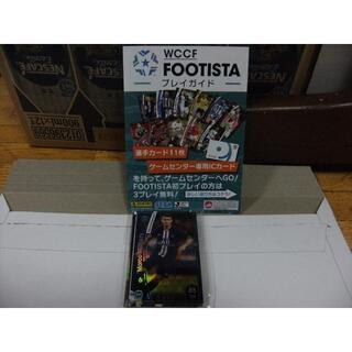 セガ(SEGA)の非売品、新品、未使用、未開封のWCCF FOOTISTA スターターキット(Box/デッキ/パック)
