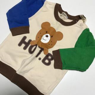 ホットビスケッツ(HOT BISCUITS)のホットビスケット    トレーナー90(Tシャツ/カットソー)