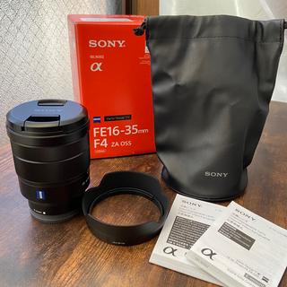 SONY - SONY FE16-35mm F4 ZA OSS SEL1635Z Eマウント