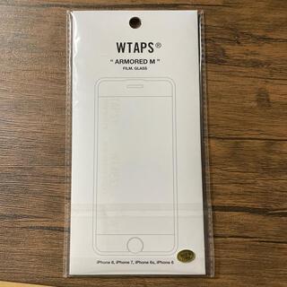 ダブルタップス(W)taps)のWTAPS iPhoneフィルム(その他)