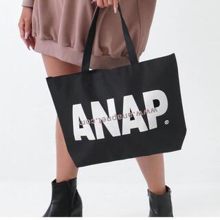 アナップ(ANAP)のANAPロゴトートバッグ(トートバッグ)