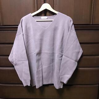 LEPSIM - Vネックセーター