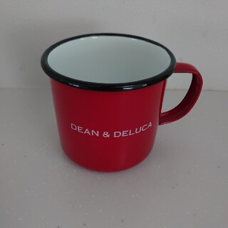 DEAN & DELUCA - ◆ディーンアンドデルーカ ホーローマグカップ ホリデーデザイン◆