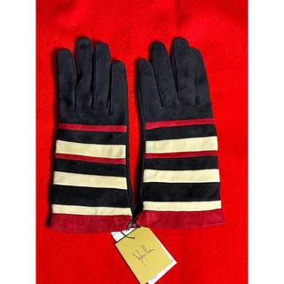 シビラ(Sybilla)の❤️【新品未使用】シビラ 羊革 手袋(手袋)