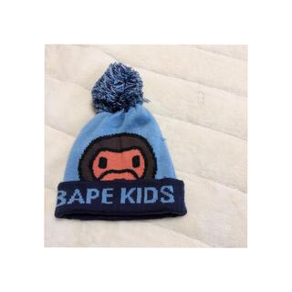 アベイシングエイプ(A BATHING APE)のAPE ニット帽(帽子)