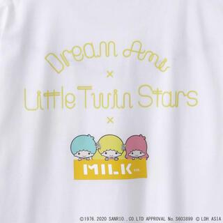 MILKFED. - Dream Ami x Little Twin stars x MILKFED